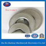 NFE25511 Arandela de un solo lado / Arandela de seguridad / Arandela de resorte de acero