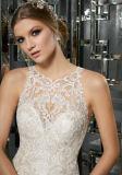 2017 vestidos de casamento nupciais clássicos e elegantes mm003