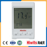 Vente chaude Modbus thermostat programmable de pièce de 12 Digitals de volt
