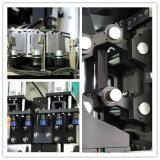 De volledig Automatische Hete het Vullen Machine van de Vorm van de Rek van de Fles van het Huisdier Blazende