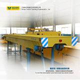 Стальная вагонетка тележки переноса рельса металлургии для автоматической перевозки