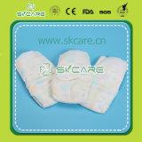 Fraldas de fralda para bebês respiráveis macias descartáveis econômicas Premium