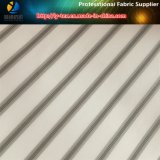 Rivestimento nero/bianco del vestito, tessuto tinto della banda del filato di poliestere per rivestimento (S79.88)