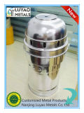 Piezas de giro del aluminio de la hoja de la fábrica de OEM/ODM China