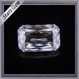 Buon diamante di Moissanite del taglio di immaginazione creato di lustro laboratorio