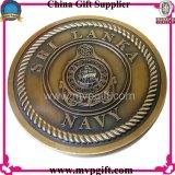 Pièce de monnaie d'enjeu de qualité pour la pièce de monnaie militaire de pièce de monnaie