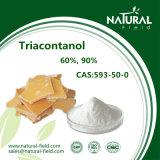 Regolatore di crescita della pianta Triacontanol, Triacontanol 90%Tc, CAS: 593-50-0