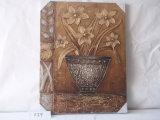 Het Chinese Tan van de Decoratie van de Stijl het Hangen van het Canvas Schilderen