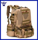 Tarnung-Militärrucksack-Armee-Beutel-MultifunktionsBackbag kombinierter Beutel (SYSG-1813)