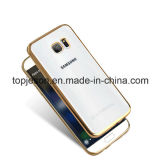 Het nieuwe Geval van de Telefoon van de Aankomst In het groot Gegalvaniseerde voor de Rand van Samsung S7