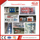 Cabine de jet automatique du meilleur des prix de marque de Guangli de maintenance four automatique populaire de traitement au four (GL7-CE)