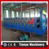 Roulis de bonne qualité et de tuile de toit en métal de prix bas formant la machine