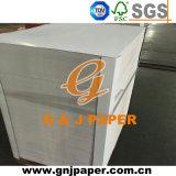 パッキングおよび包装のためのパルプの白の背部デュプレックスの板紙表紙