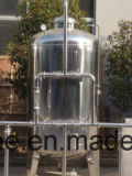 Automatisches trinkendes Mineralwasser-Höhlung-Faser-Filter-Behandlung-System für Haustier-das abfüllende Plomben-Maschinerie-Produktions-Wasser, das aufbereitende Zeile bildet