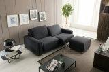 Migliore sofà moderno di vendita del tessuto di funzione (1+2+3)