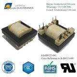 Horizontaux transformateur d'alimentation Ee30 6+6 de changement fait sur commande