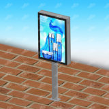 Im Freien Lampen-Pfosten-heller Kasten Customzied Entwurf Mupis der Straßen-LED