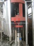 Embotelladora automática de agua de botella del animal doméstico de la operación fácil