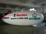 Aerostato gonfiabile dell'elio dello Zeppelin con il vostro marchio