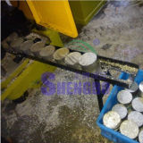 De Briket die van het Vijlsel van het aluminium Machine (Ce) maakt