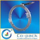 複雑な溝の鋼管の切断の機械装置