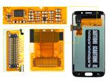 Агрегат экрана касания цифрователя индикации LCD для экрана края G925s G925V G925I G925f LCD галактики S6 Samsung