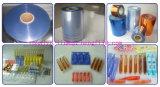 Пленки PVC волдыря цвет Pharma твердой голубой пакуя 0.25mm для таблетки