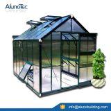 Aluminiumliebhaberei-grünes Haus