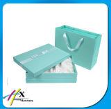 Малая сладостная коробка подарка венчания упаковывая с крышкой