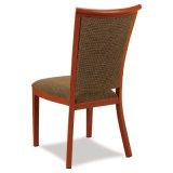 Алюминий имитировал деревянный обедая стул