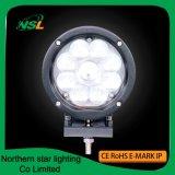 LED 작동 빛 45W 9PCS * 5W 크리 사람 자동차 부속용품 반점 플러드 광속 Fedo