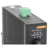 Interruptor industrial de la red de Ethernet con los accesos de 2 gigabites