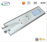 60W This & RoHS Certificated PIR Sensor Integrated LED Solar Garden/Street Light