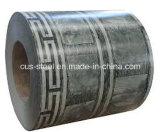 Bobina de aço do teste padrão camuflar/PPGI/Printed impresso PPGL