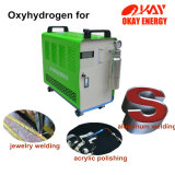 800lph 2.5kwhの販売のためのOxy-Hydrogenガス溶接のアルミニウム溶接工機械