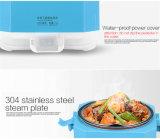 음식 급료 난방 격판덮개를 가진 표준 1.5L 소형 밥 요리 기구