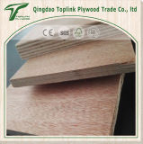 Bintangor/Okoume hizo frente a la madera contrachapada ordinaria para los muebles o la decoración