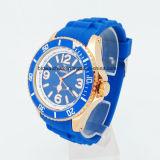 De Horloges van de Sport van de Mens van het Horloge van het Embleem van de Douane van de manier voor Verkoop