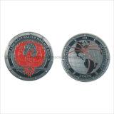 Moneda americana Repalica de la solapa del diseño de la insignia