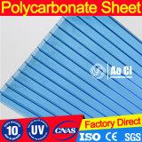 Hoja Ultravioleta-Protegida del policarbonato para el material para techos