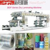 Bgf Serie Plastik-Plastik, der trockene lamellierende Maschine zusammensetzt