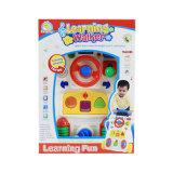 プラスチック赤ん坊の歩行者はからかう教育おもちゃ(H0001218)を