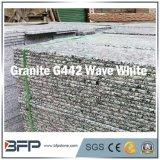 Белая застекленная Polished плитка пола гранита камня строительного материала от Китая