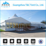 工場テントをインストールする強いアルミニウム最も高いピークのおおい党テント