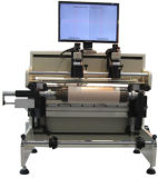 Machine de support de plaque de Flexo