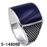 Silberner Decklack-Ring Hotsale der Schmucksache-925