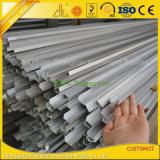 Type en aluminium anodisé de vente chaud d'U profil d'extrusion pour des profilés en u