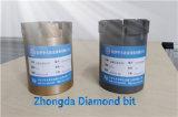 Matériau de diamant et type diamant Drillbit de morceau de faisceau