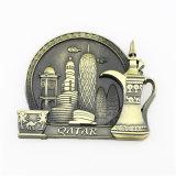 2017 Whosale Good Quality 3D Metal Fridge Magnet