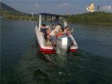 De Vissersboot van de glasvezel 24FT
